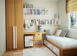 Интерьеры для маленькой квартиры