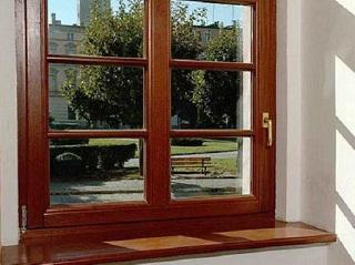 Правила монтажа деревянных окон