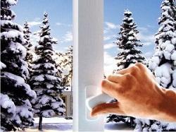 Подготовка окон к зиме