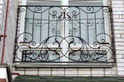 Дизайн оконных решеток