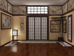 Стиль и интерьер в Японии