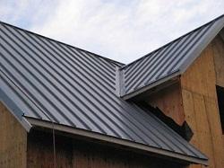 Плоские и скатные крыши