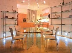 Прозрачное волшебство в домашнем дизайне