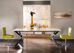Дизайн интерьера отдельной столовой