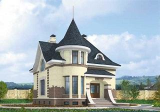 Дом с цокольным этажом. Строим сами.